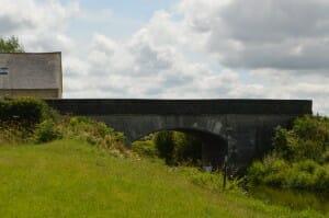 The La Fiere Bridge in Normandy, France